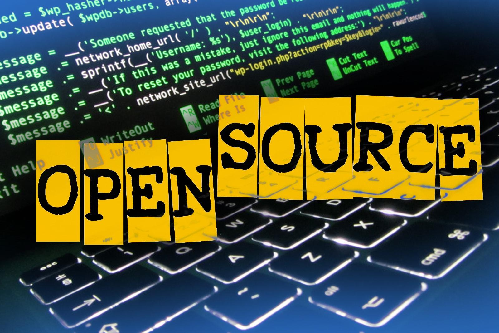 open source solution development